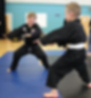 kids martial art classes Perth Scotland