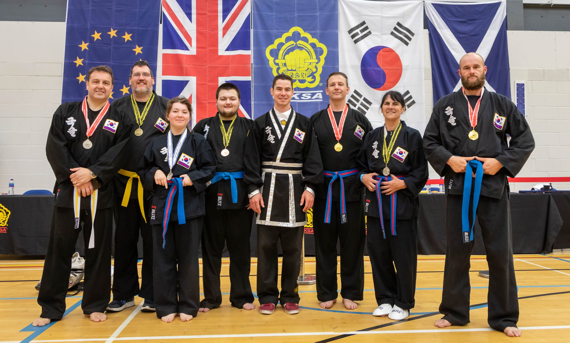 Martial arts Perth Kuk Sool Won Scotland