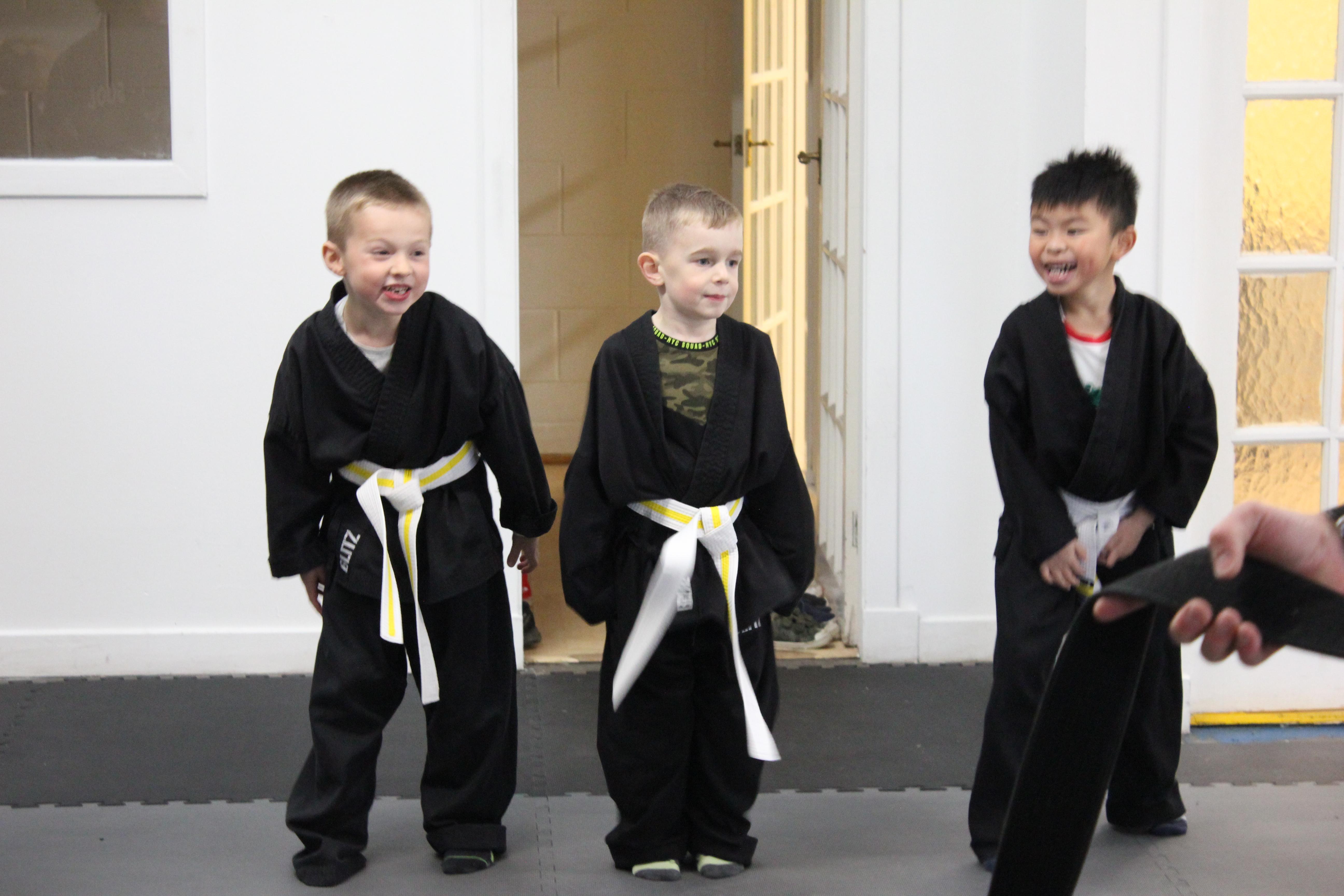 Kuk Sool Won martial arts Perth classes