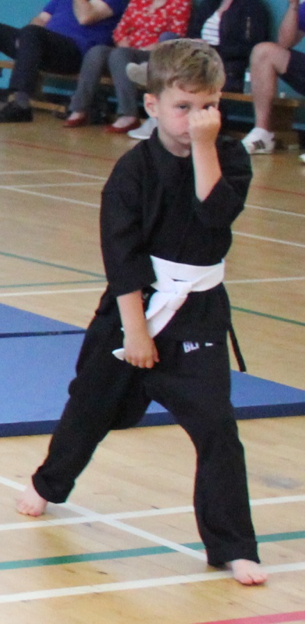 kids class martial arts Perth Scotland