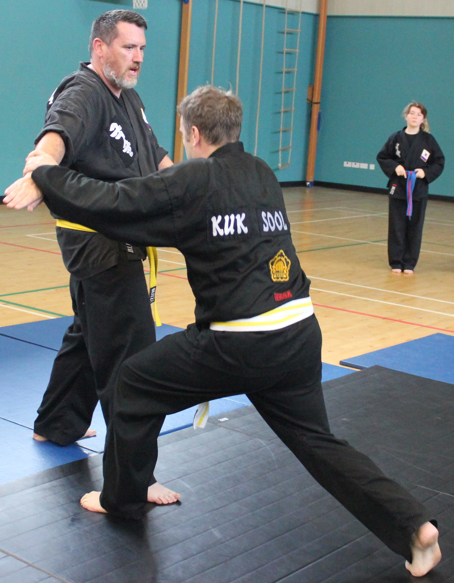 techniques of kuk sool won in Perth
