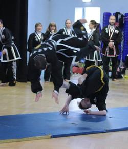 acrobatics kuk sool won perth ksn steel