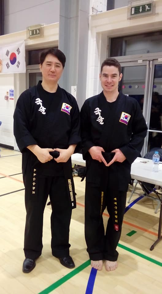 PSBN Richard Steel with MAster Alex