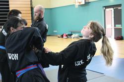 techniques martial arts in Perth