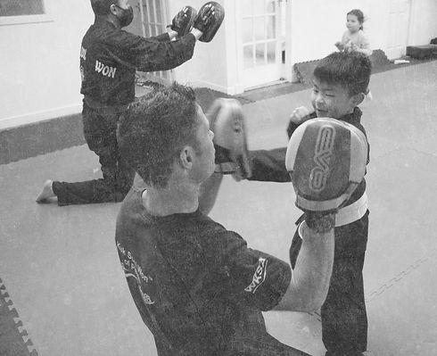 Kids martial art classes perth