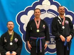 Kuk Sool Won of Perth Scottish champions