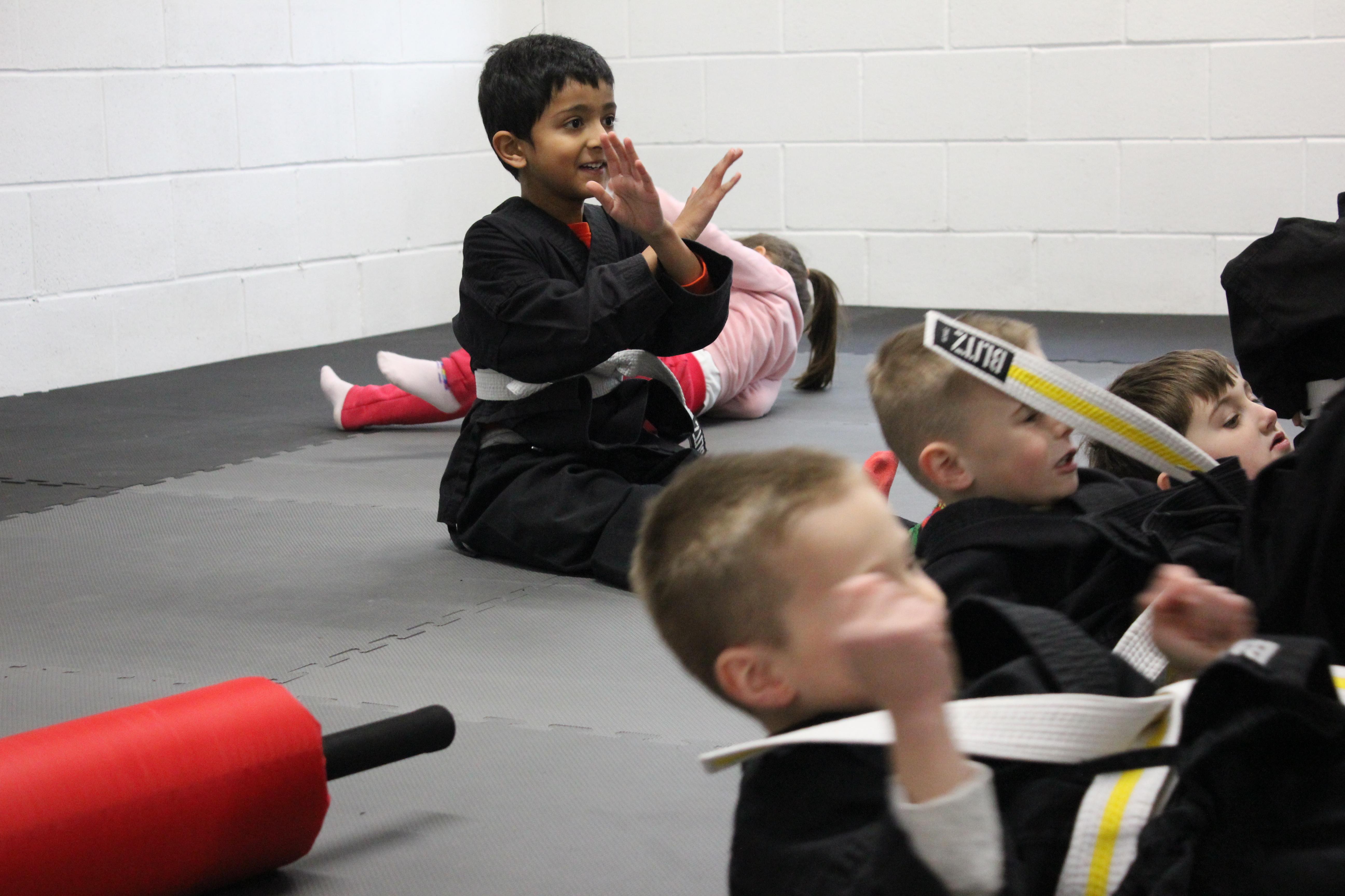 Kuk Sool Won martial arts Perth conditio
