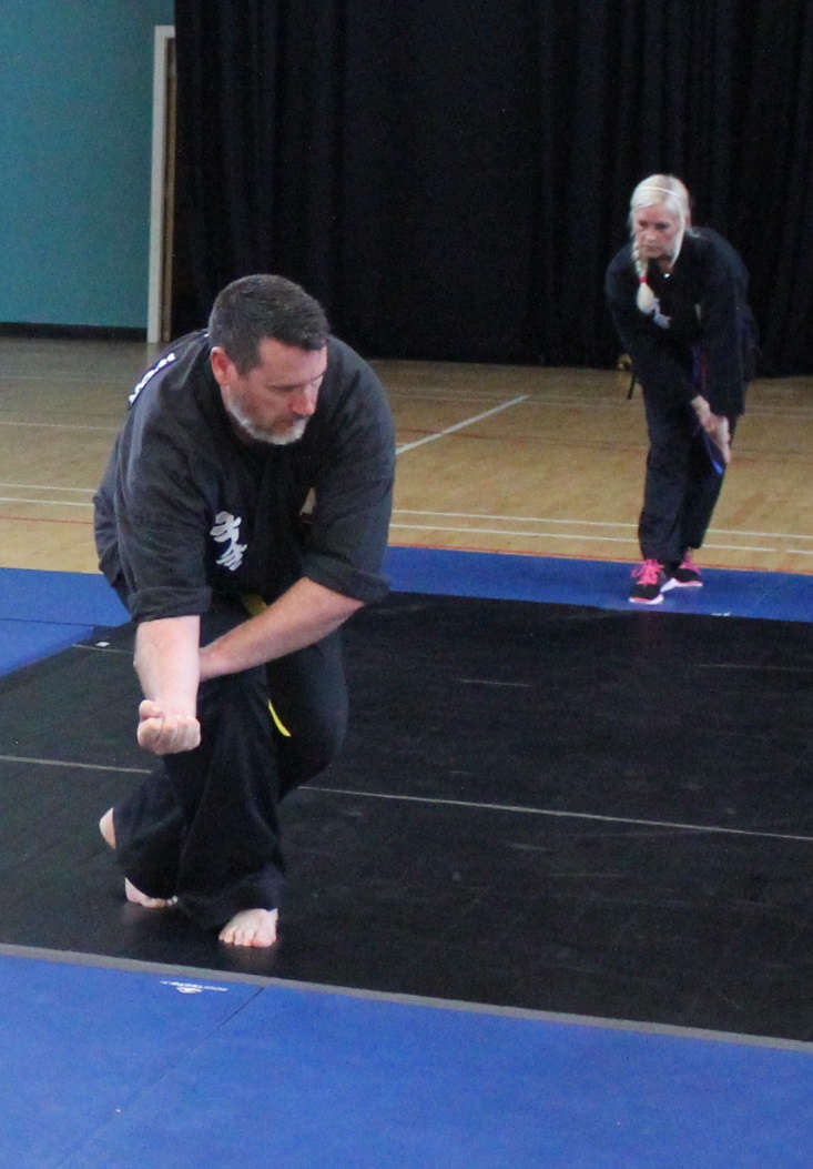 martial arts in Perth
