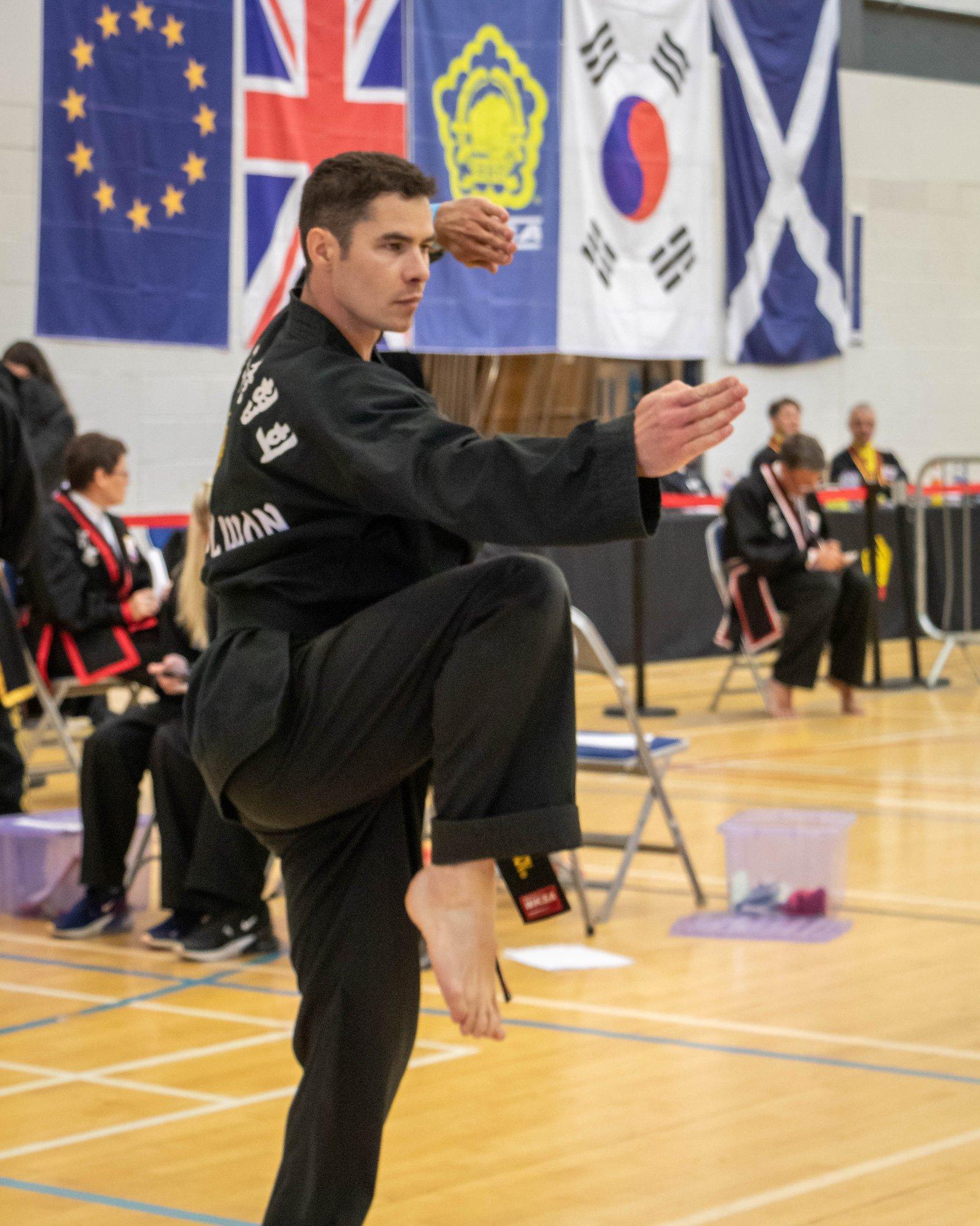 Martial arts Perth Kuk Sool Won Scotland