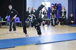 kuk sool won perth acrobatics Richard Steel