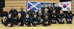 kuk sool won perth martial arts students