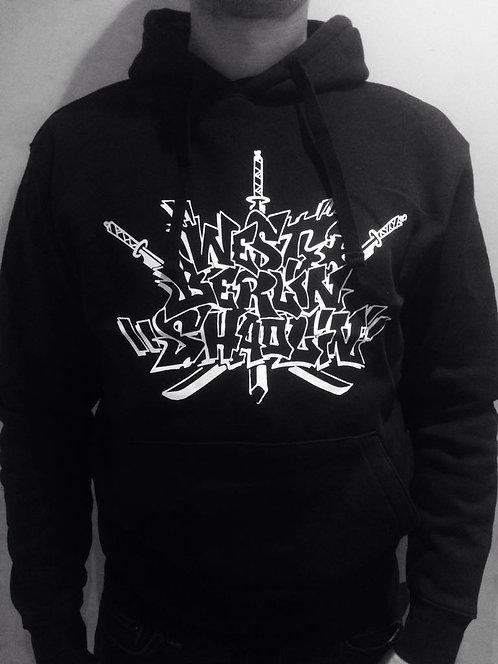 Westberlin Shaolin Hoodie - Black