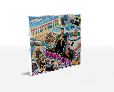 Tagteam CD - limited Tour Edition