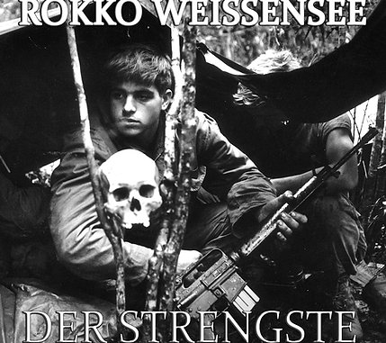 Rokko Weissensee - Doppel LP - Der Strengste + 2 weitere Rokko Tapes