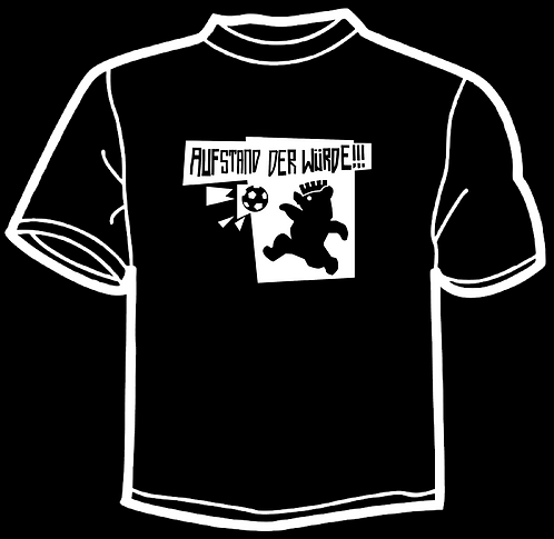 Aufstand der Würde Shirt