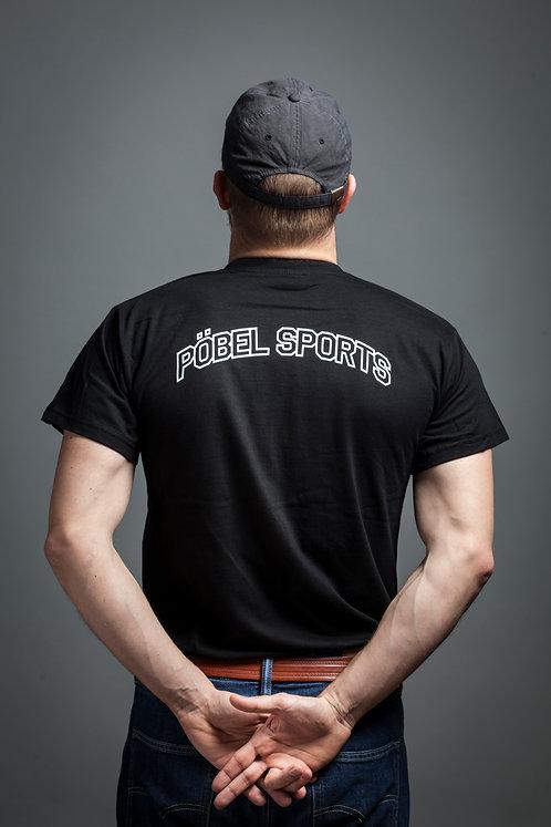 Pöbel Sports Backpiece Shirt