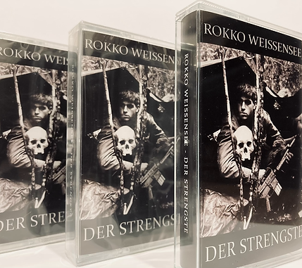 Der Strengste - Tape - Rokko Weissensee