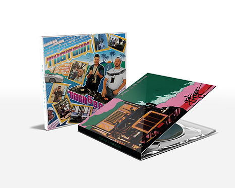 Tiger & G.G.B - CD Bundle