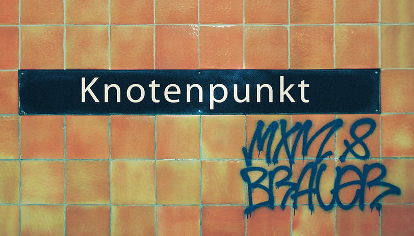 "Knotenpunkt EP - 12"" Vinyl"