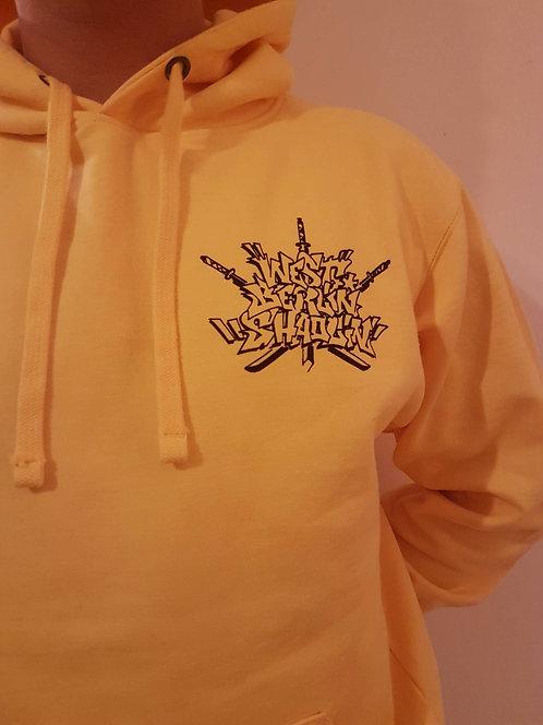 Westberlin Shaolin Hoodie - Yellow