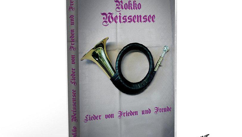 Rokko Weissensee - Lieder von Frieden und Freude - Tape