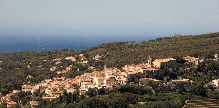 Village médiéval La Cadière