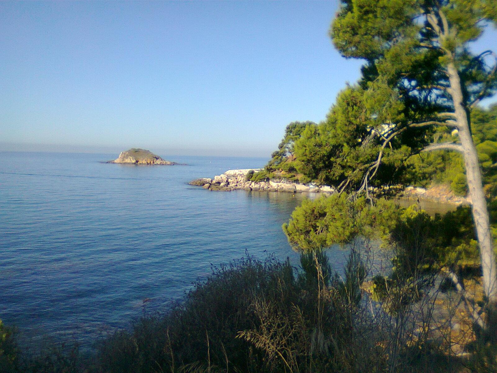 Mer Calanques