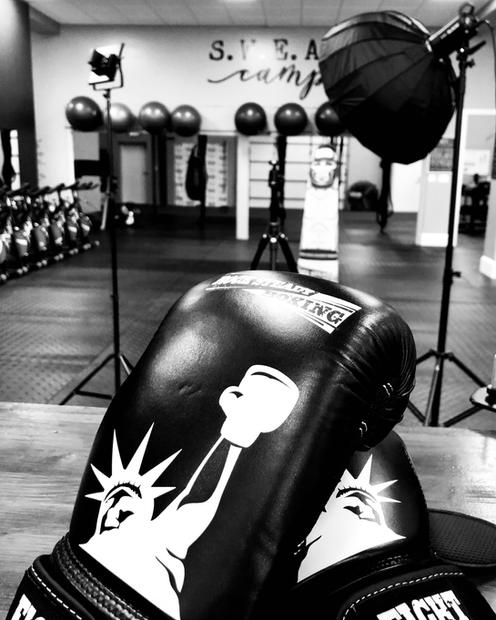 RSB boxing glove