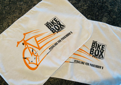Bike Box Project Towel