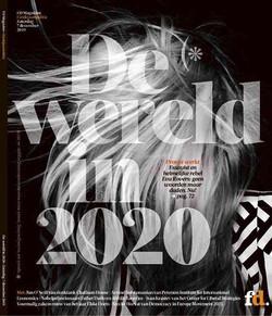 The world in 2020 _fdpersoonlijk #cover