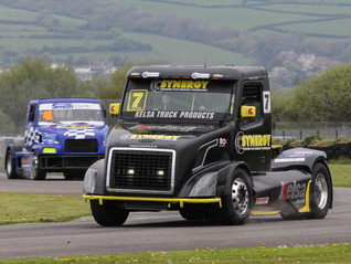 Friday Test at Pembrey