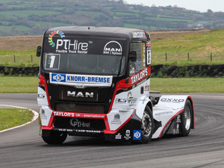 Ryan Smith´s race truck for SALE