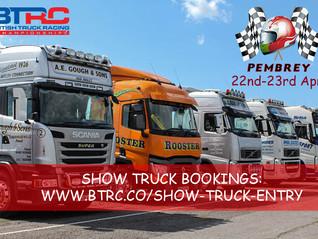 Show Trucks Pembrey