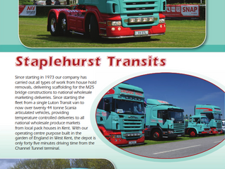 Staplehurst Transits Ltd