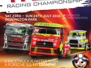 Next Event Donington 23rd/24th July
