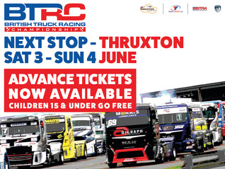 Thruxton 3rd/4th June
