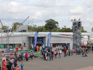 10 truck races at Donington Park