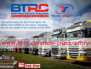 Brands Hatch Show Trucks