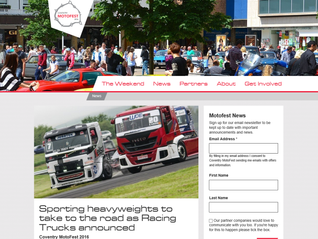 Things are set to get heavy on the ring road this June as organisers at Coventry Motofest announce r