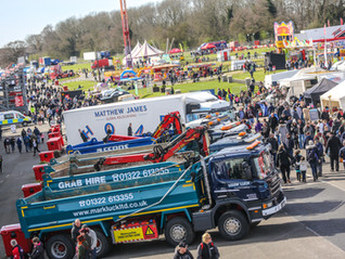 Truck Sport UK 2018 Events