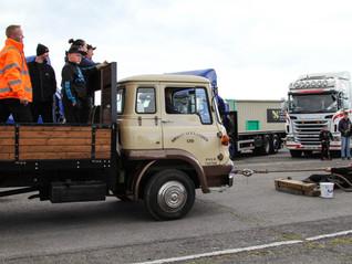Old Bear Truck Pulling
