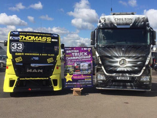 BTRC Promotion at Donington