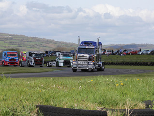Show Truck Thruxton