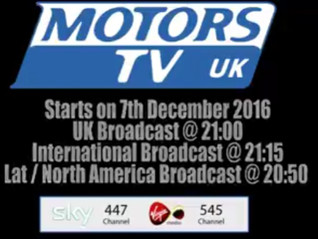 BRANDS HATCH TV