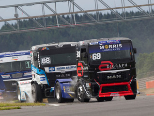 THE BRITISH TRUCK RACING CHAMPIONSHIP – AT THE RING