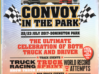 Convoy in the Park Promotion Event