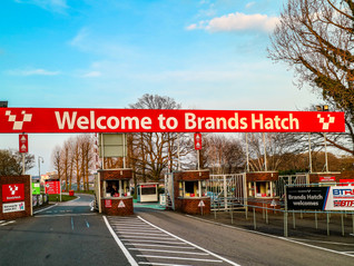 Gates open at Brands Hatch