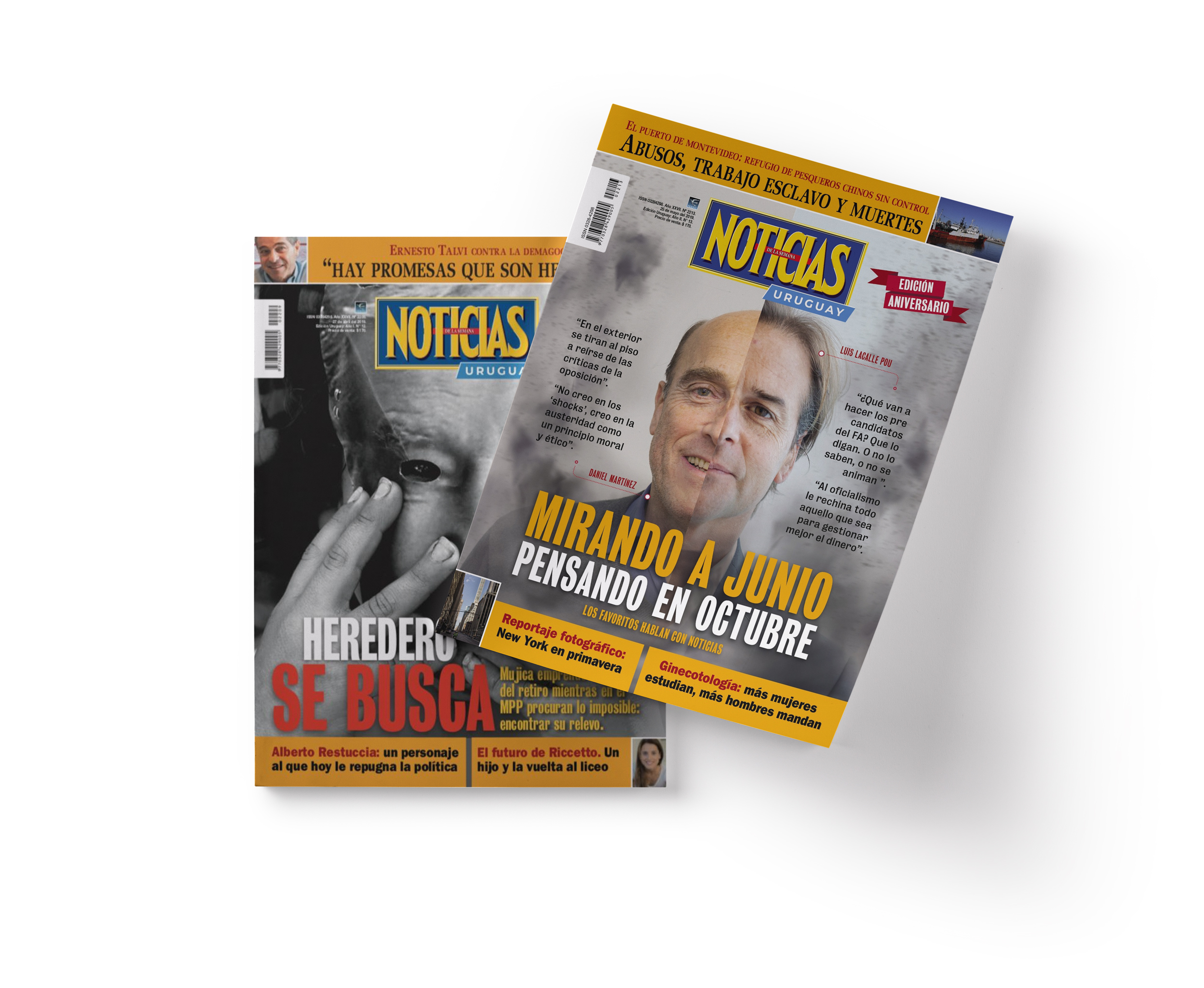 Revista Noticias Uruguay