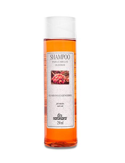 Shampoo Guaraná (Oleosos) - Cód. 206