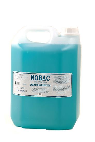 Sabonete Antiséptico Nobac (Galão) - Cód. 505 - 5L